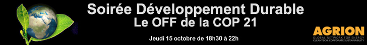 Soiree Developpement Durable